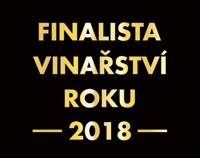 Finalista Vinařství roku 2018